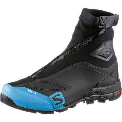 Salomon S-Lab X Alp Carbon 2 GTX Alpine Bergschuhe schwarz/blau