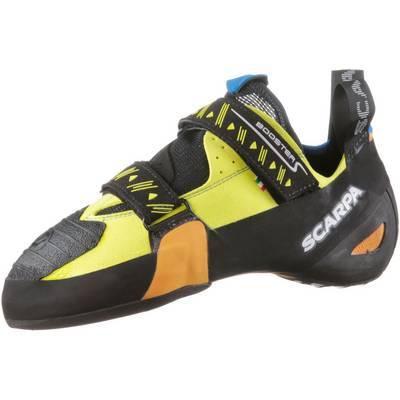 Scarpa BOOSTER S Kletterschuhe gelb/schwarz/orange