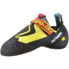 Scarpa Drago Kletterschuhe gelb/schwarz