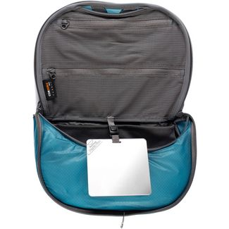 Sea to Summit Travelling Light Kulturbeutel blue-grey