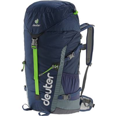 Deuter Gravity Expedition 45 Kletterrucksack navy/grün
