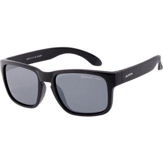 ALPINA MITZO Sonnenbrille Kinder schwarz