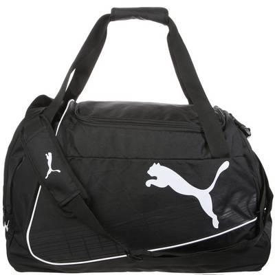 PUMA evoPOWER Sporttasche schwarz / weiß