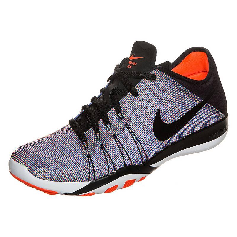 online retailer 4b7f1 d4f72 ... Laufschuhe Blau Schwarz OnlineVerkauf,. NikeFree TR 6 Print  FitnessschuheDamen schwarz   bunt