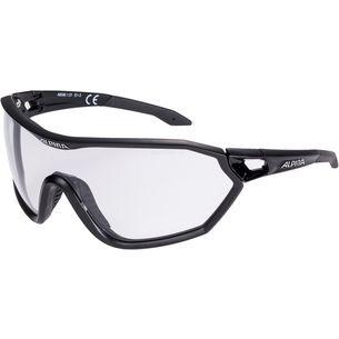 ALPINA S-WAY VL+ Sportbrille schwarz