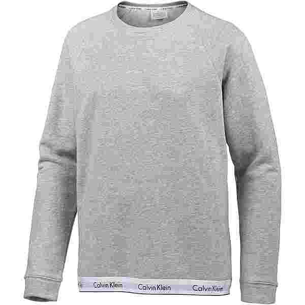 Calvin Klein Sweatshirt Herren hellgrau