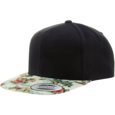 Flexfit Floral Snapback Cap mint