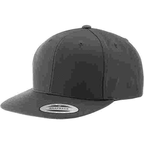 Flexfit Classic Snapback Cap dunkelgrau