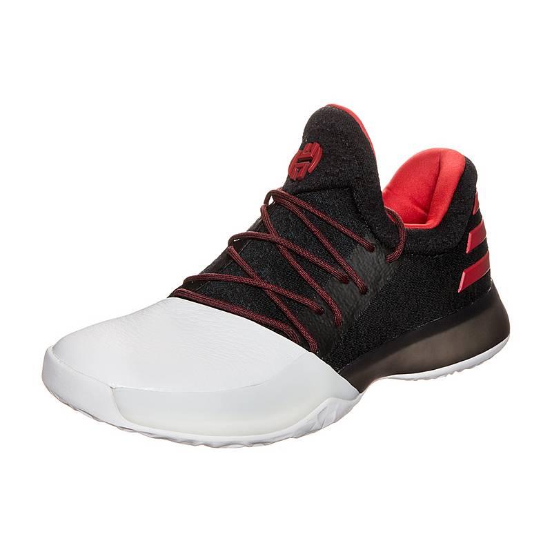 best service 53126 8937d 1 BasketballschuheKinder schwarz  weiß  rot