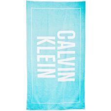 Calvin Klein Intense Power Strandtuch türkis