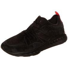 PUMA Blaze Ignite Plus Sneaker schwarz / rot