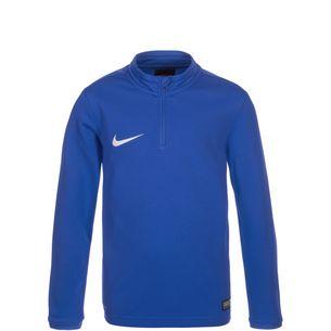 Nike Academy 16 Midlayer Langarmshirt Kinder blau / weiß