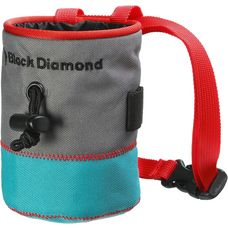 Black Diamond Mojo Chalkbag Kinder grau