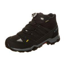 adidas Terrex Mid GTX Laufschuhe Kinder schwarz / grau