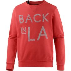 REPLAY Sweatshirt Herren rot