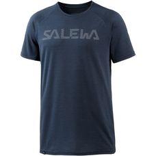 SALEWA Pedroc Delta Dry Funktionsshirt Herren dunkelblau