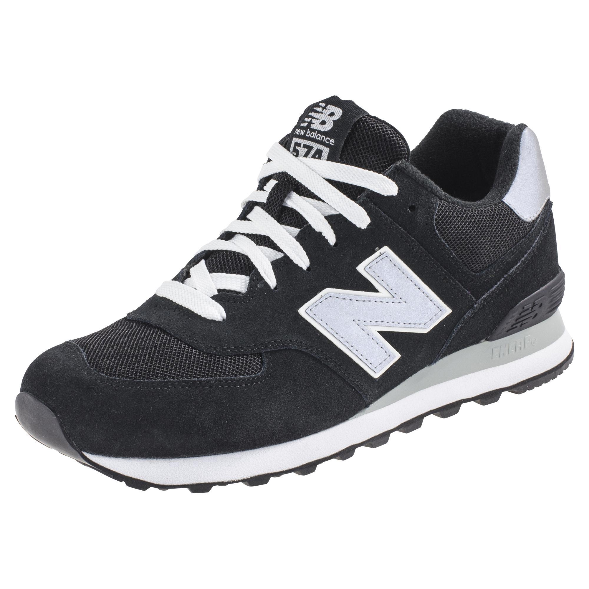 NEW BALANCE ML574-NK-D Sneaker Herren schwarz im Online Shop von  SportScheck kaufen
