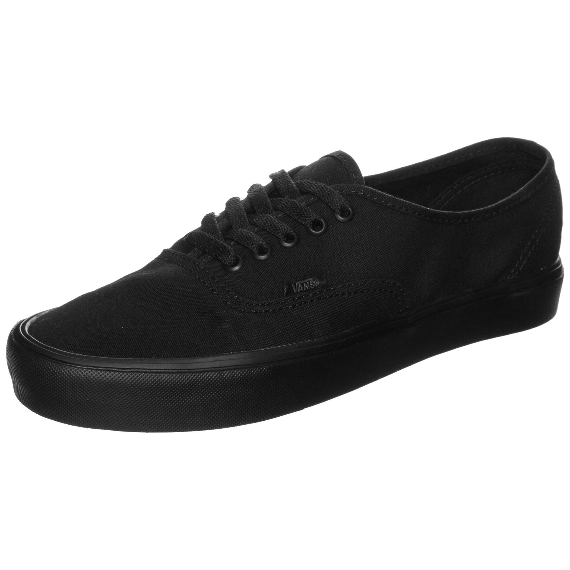 Sneaker Vans Authentic Schwarz