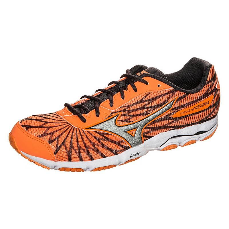 buy online 24775 c543e MizunoLaufschuheDamen orange   schwarz