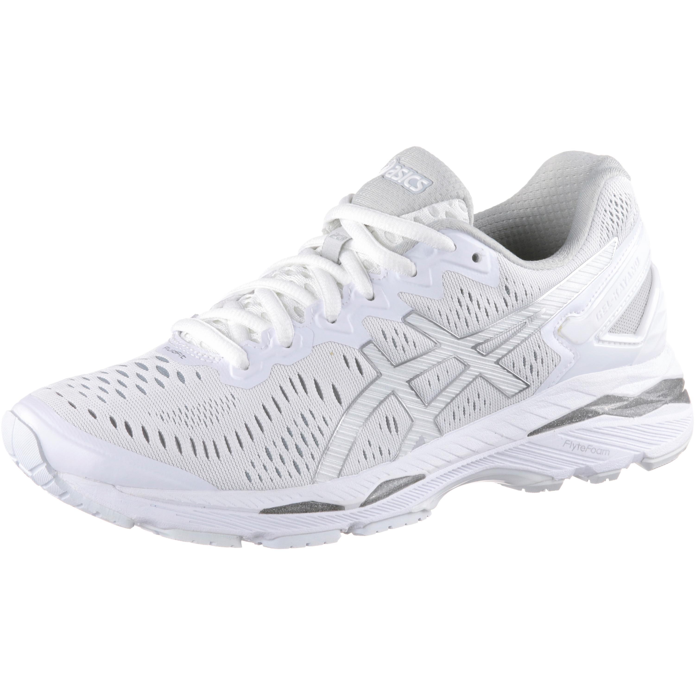 ASICS Gel-Kayano 23 Laufschuhe Damen in weiß, Größe: 36