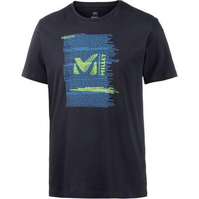 Millet Be Bold Printshirt Herren ink