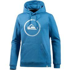 Quiksilver Big Logo Hoodie Herren blau