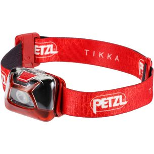 Petzl Tikka Stirnlampe LED red