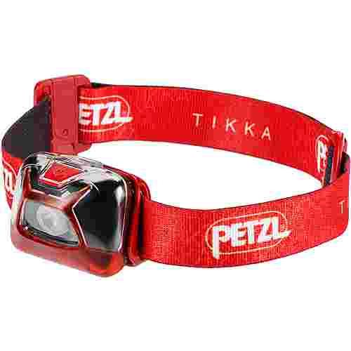 Petzl Tikka Stirnlampe LED red