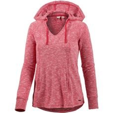 Roxy Wasted Time Hoodie Damen rot