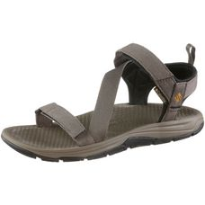Columbia Wave Train Outdoorsandalen Herren braun