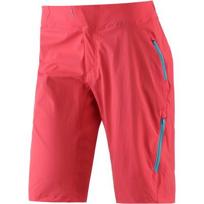Endura Single Track Lite Fahrradhose Damen rot