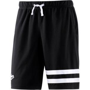 Majestic Athletic Brooklin Nets Shorts Herren schwarz
