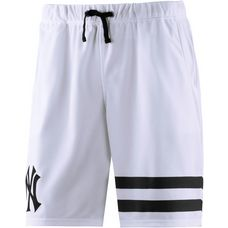 Majestic Athletic New York Yankees Shorts Herren weiß/schwarz