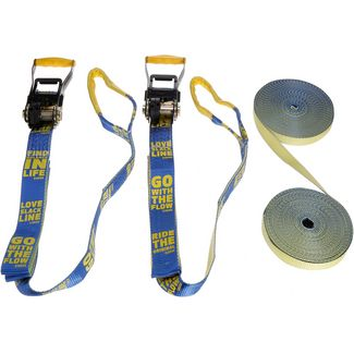 GIBBON Flow Line Set Slackline