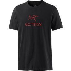 Arcteryx Arc´word HW T-Shirt Herren schwarz