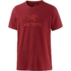 Arcteryx Arc´word HW T-Shirt Herren rot