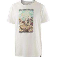 Burton The Great Outdoors Printshirt Herren weiß