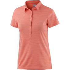 Columbia Zero Rules Poloshirt Damen lychee