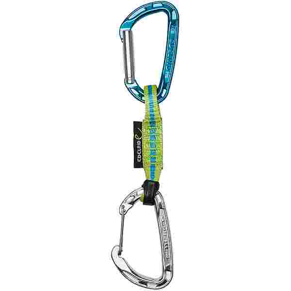 EDELRID Pure Slim Wire Expressen oasis-icemint