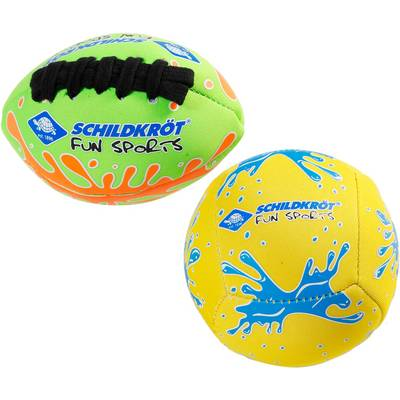 Donic-Schildkröt  Neopren Mini-Ball Duo Ballpaket bunt