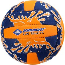 Donic-Schildkröt Neopren Mini Beahvolleyball Beachvolleyball blau/orange