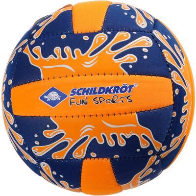 Donic-Schildkröt Neopren Mini Beahvolleyball Beachvolleyball blau/orange