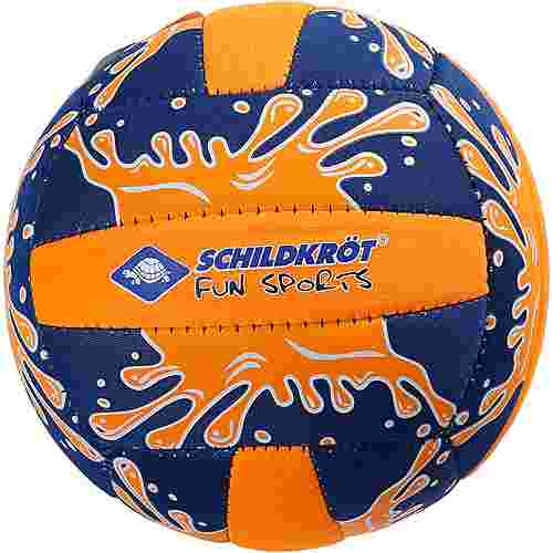Schildkröt Fun Sports Neopren Mini Beahvolleyball Beachvolleyball blau/orange