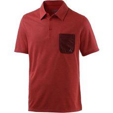Schöffel Bilbao Poloshirt Herren rot