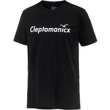 Cleptomanicx Citype T-Shirt Herren schwarz