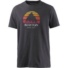 Burton Underhill T-Shirt Herren schwarz