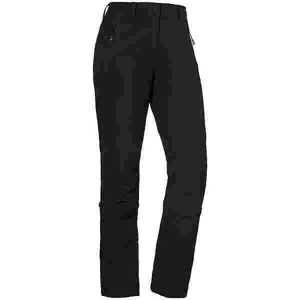 Schöffel Engadin Zipphose Damen black