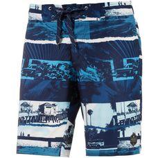 Protest Menace Boardshorts Herren navy/blau