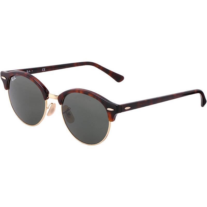 RAY-BAN Clubround 0RB4246 Sonnenbrille red havana im Online Shop von ... 78c4105286f