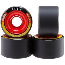 POWERSLIDE Inliner-Rollen schwarz/rot